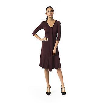 Byblos Bordeauxscuro Dress BY997140-IT42-S
