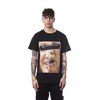Nicolo Tonetto Nero Black T-Shirt NI682837-S