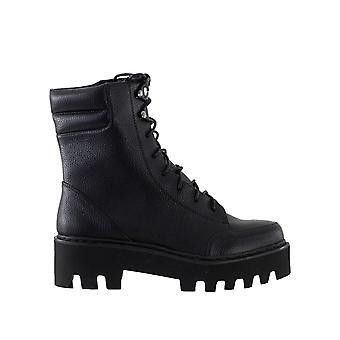 Na-Kd Women's High Profile Lace Up Boots
