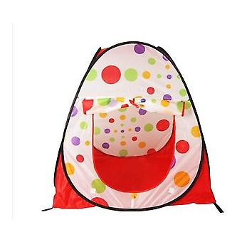 Large Portable Foldable Kids Pop Up Adventure Ocean Ball Play Tent Indoor