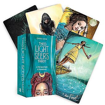 Light Seer's Tarot Card Games English Edition Mysterious Tarot Board Deck For Family Party Cards Game