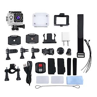 4k Wifi Camera 170 Degree Wide Angel Sports Dv Waterproof Outdoor Diving Riding Photo Shooting Video Recording