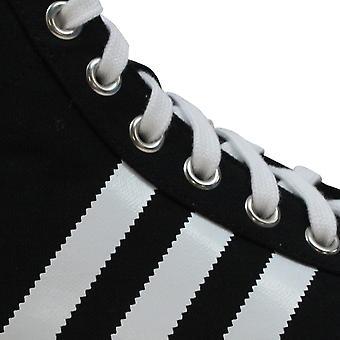 Adidas Courtvantage Mid Core Black/Footwear White-Metallic Silver S79303 Men's