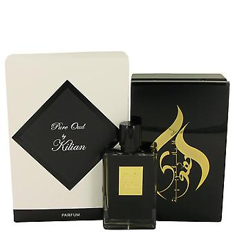 Pure Oud Eau De Parfum Refillable Spray By Kilian 1.7 oz Eau De Parfum Refillable Spray