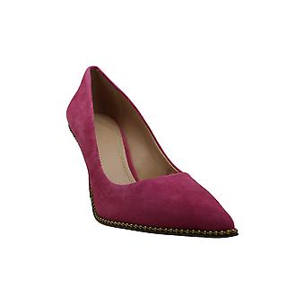 Coach Womens Waverly Pointed Toe Classic Pumps