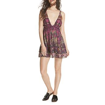 Intimately By Free People | Me To You Print Minidress