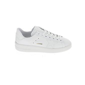Goldene Gans Gmf00124f00054110100 Herren's Sneakers aus weißem Leder