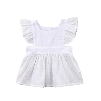 Cute Baby Clothing - Ruffle Sleevetop Shirt Blouse