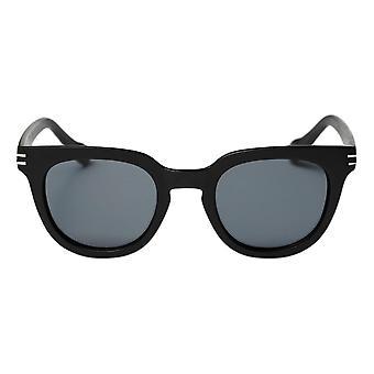 Cheapo Wellington Sunglasses - Black / Black