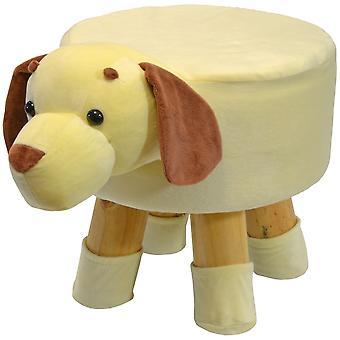Poof, silla alta, taburete, perro 28 x 28 cm