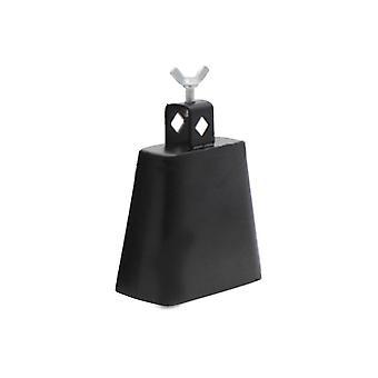 Cowbells en métal de 3 pouces avec poignées noise maker de nouveauté