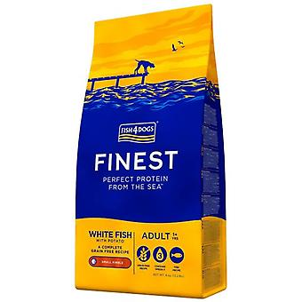 Fish4Dogs Finest Ocean White Fish (Small Bite) (Dogs , Dog Food , Dry Food)