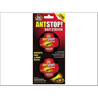 Home Defence Ant Stop Bait Station x 2 119352