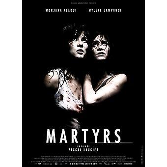 Martyrer film plakat (11 x 17)