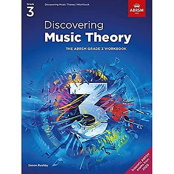Discovering Music Theory, The ABRSM Grade 3 Workbook� (Theory workbooks (ABRSM))