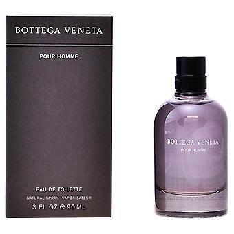 Miesten hajuvesi Bottega Veneta Pour Homme Bottega Veneta EDT (90 ml)