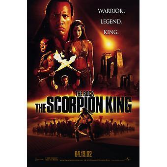 The Scorpion King Movie Poster Print (27 x 40)