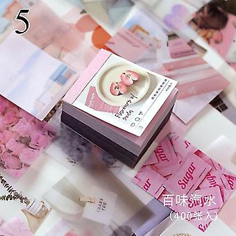 Vintage Material Paper Cute Mini Notepad
