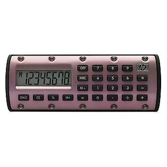 HP Quick Calc Calculator Pocket Calculator Magnetic Back Lanyard / Keyring Loop