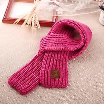 Winter's Little Scarf Boy Girl's Neck Wrap Winter Warm Wool Baby Neck