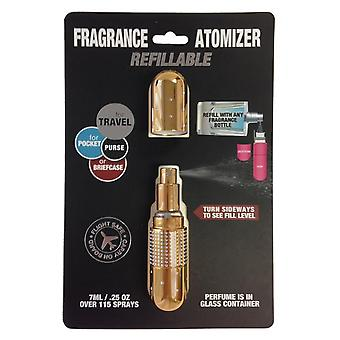 Ref. atomizer crystal luxury gold .25 oz