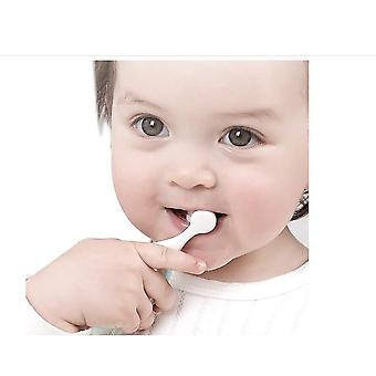 Baby Toothbrush Toddler Toothbrush For Age 0 To 2 Years Old. Extra Soft Toothbrush,baby Gum Care, Dentist Recommended (3 Pack)