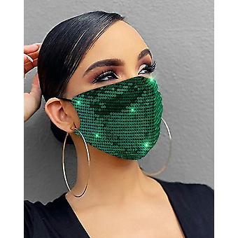 Yetişkin Cara Maske Yıkanabilir Yeniden Kullanılabilir Yüz Maskesi Filtreleri Cosplay