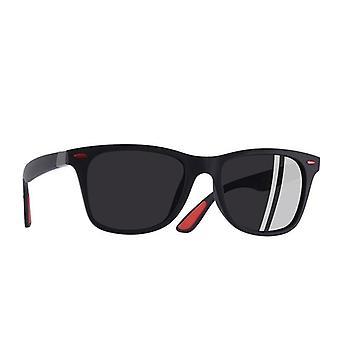 Ultralight polarizált napszemüveg driving square stílusú napszemüveg férfi szemüveg