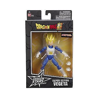 Dragon Ball Dragonstars New Version Super Saiyan Vegeta Action Figure