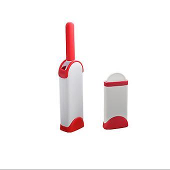 Cepillo quitacopas de piel de aseo para mascotas, cepillo de depilación electrostático reutilizable