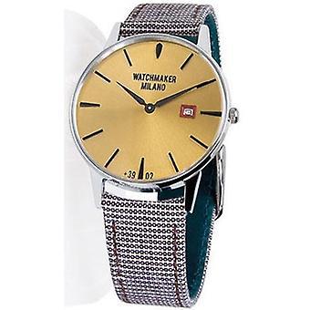 Watchmaker milano watch ambrogio wm00a06