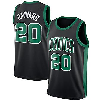Boston Celtics Nr.20 Gordon Hayward Loose Baschet Jersey Tricouri Sport 3QY059