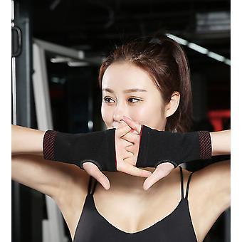 Half finger Sports Wristband  elastic force