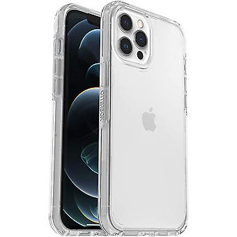 OtterBox Symmetry Clear Series, Clear Confidence for Apple iPhone 12 Pro Max - Clear