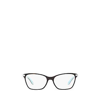Tiffany TF2158B havana / blue female eyeglasses