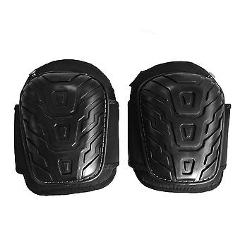 Adjustable Straps Eva Gel Foam Cushion Pvc Shell Knee Pad