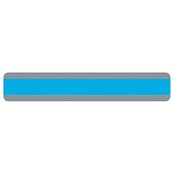 "Double Wide Sentence Strip Reading Guide, 1.25"" X 7.25"", Blue"