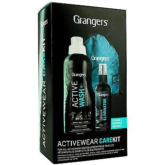 Grangers Activewear Care Kit - 750ml/100ml