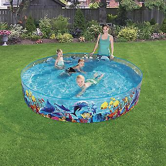 Bestway Fill-N-Fun Odyssey Paddling Pool for Kids 244 X 46 cm