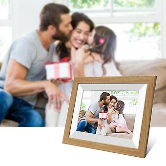 10.1 Inch Wifi Digital Photo Frame Hd Display, Auto Rotate