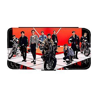 Exo OT9 iPhone 11 Funda monedero