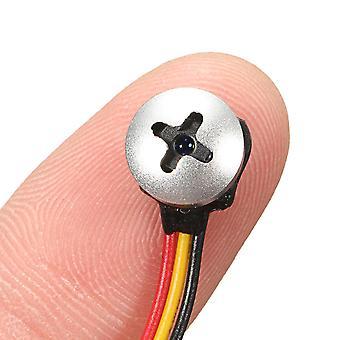 3.6mm 800TVL HD Mini Micro Vis Trou d'épingle Bouton caché Caméra Caméra Accueil CCTV Sécurité