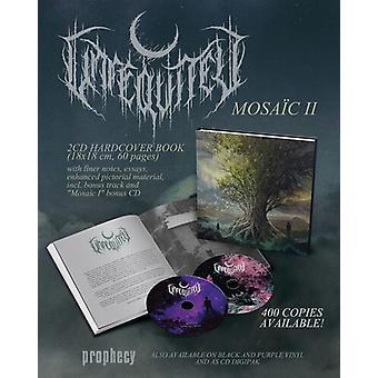 Mosaic I & Ii (Hardcover Book) [CD] USA import