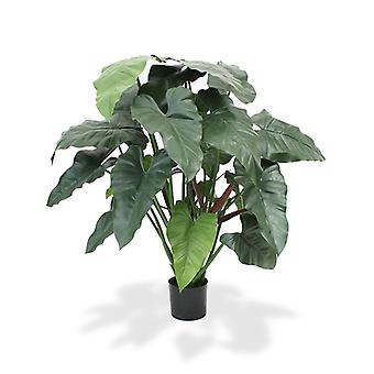 Kunstig Philodendron XL 120 cm