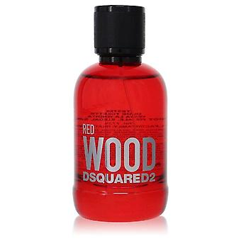 Dsquared2 Red Wood Eau De Toilette Spray (Tester) Av Dsquared2 3.4 oz Eau De Toilette Spray