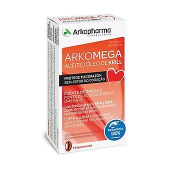 Arkomega Krill Oil 15 capsules