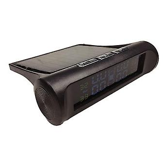 Universal solar power tire pressure monitoring system