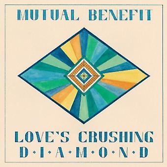 Mutual Benefit - Love's Crushing Diamond [CD] USA import
