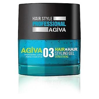 Abril Et Nature Agiva Hair Styling Gel 03 700 ml