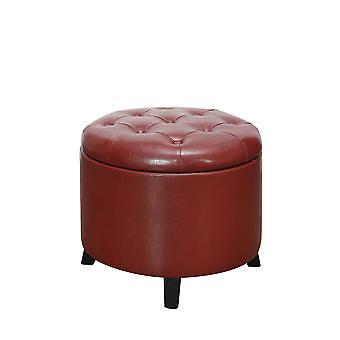 Designs4Comfort Round Ottoman - R9-168